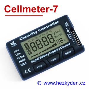 Cellmeter-7 tester aku
