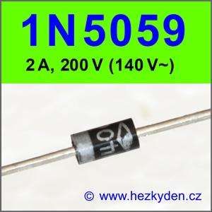 dioda 1N5059