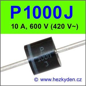 Dioda P1000J