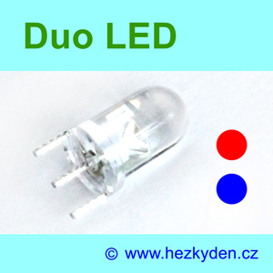 Duo LED 5 mm