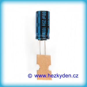 Elektrolyt 1000u 25V