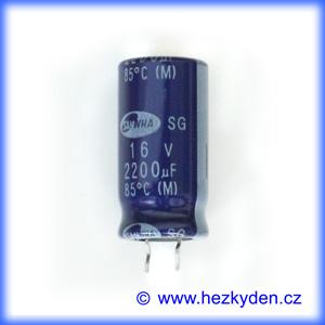 Elektrolyt 2200µ 16V