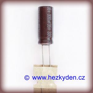Elektrolyt 330u 35V