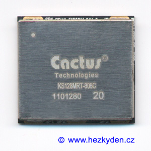 Flash Memory 128 MB BGA - KS128MRT-806C