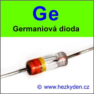Germaniová dioda