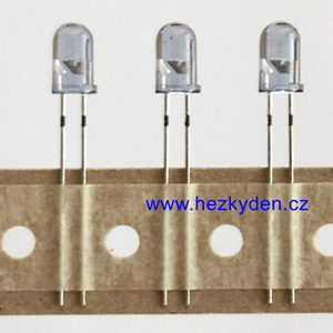 Infra LED dioda 5 mm