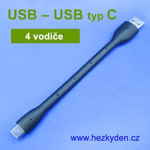 Kabel USB - USB typ C