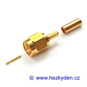 konektor SMA na kabel