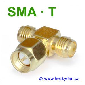 konektor SMA T