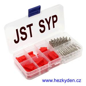 Konektory JST SYP sada