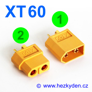 Konektory XT60