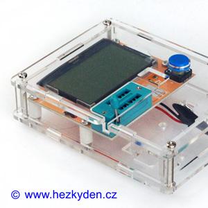 Krabička pro Tester ESR‑T4