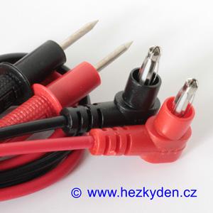 Měřicí kabely k multimetru