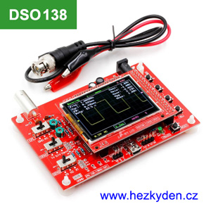 Osciloskop DSO138