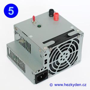 PC zdroj 12V - typ 5