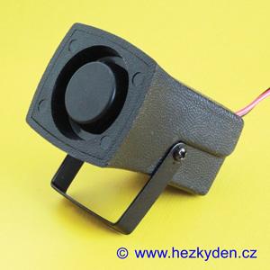 Piezo siréna 105dB 12V mini