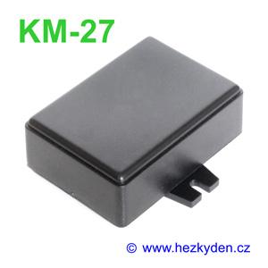 Plastová krabička KM-27