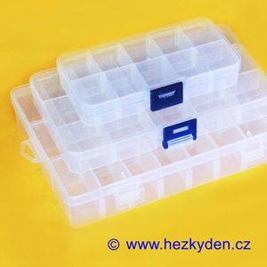 Plastové organizéry