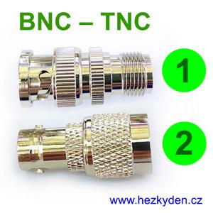 Redukce adapter BNC TNC