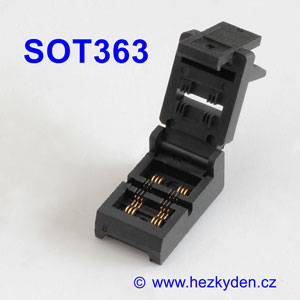 Test Socket SMD SOT363