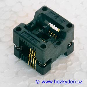 Textool SMD 8-pin