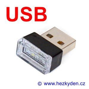 USB mini LED